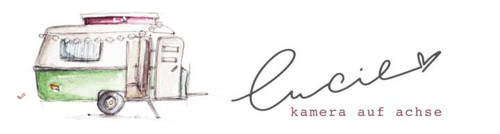 """""""Lucie"""" Kamera auf Achse Logo"""